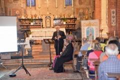 Inaugurazione del Cristo in Pietà