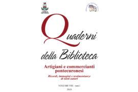 [19-07-20] VIII Quaderno della Biblioteca