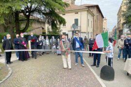 [14-05-21] Inaugurato il Giardino dei Giusti